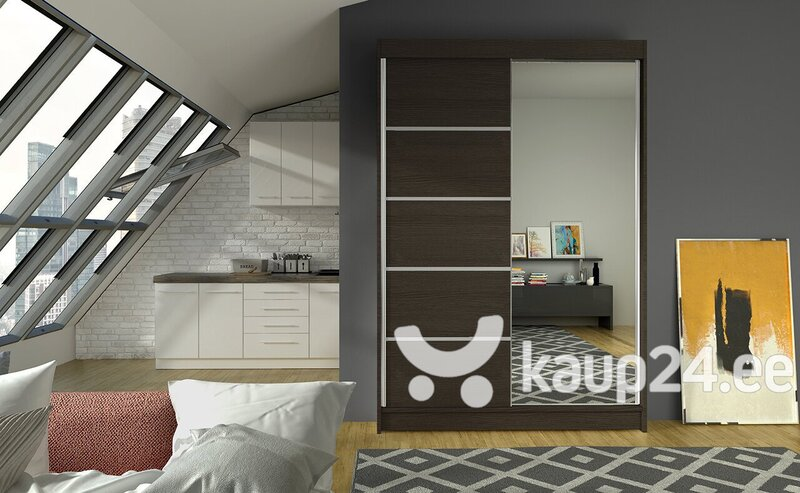 Kapp ADRK Furniture Nicea, pruun