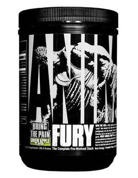 Toidulisand Universal Nutrition Animal Fury 330 g.Green Apple flavor hind ja info | Ergutid | kaup24.ee