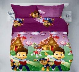 Laste voodipesukomplekt, 3-osaline, linane hind ja info | Voodipesu lastele ja imikutele | kaup24.ee