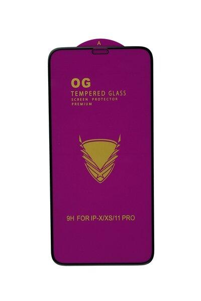 Ekraani kaitseklaas telefonile iPhone XR/11 Tempered glass Full Glue, Full Cover SOUNDBERRY hind ja info | Ekraani kaitsekiled | kaup24.ee