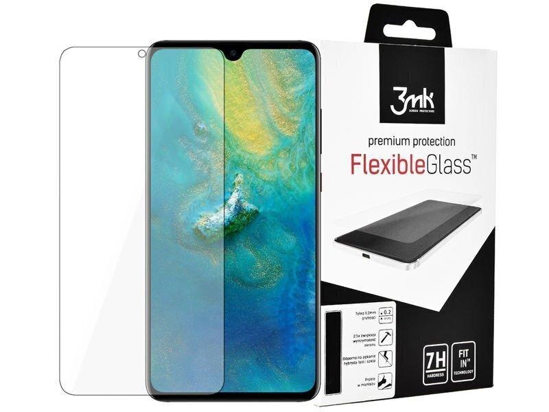LCD kaitsekile 3MK Flexible Glass LG K51S hind
