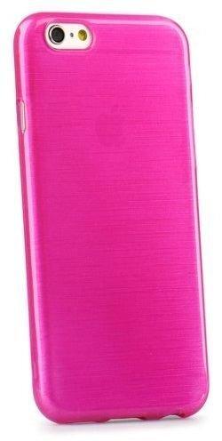 Kaitseümbris Forcell Jelly Brush Pearl sobib LG G3 (D855), roosa