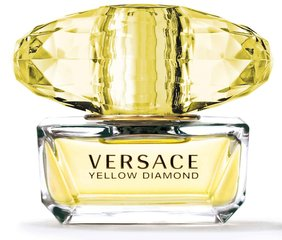 Tualettvesi Versace Yellow Diamond EDT naistele 50 ml