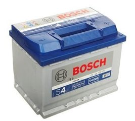 Aku Bosch 60Ah 540A S4005