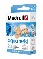 Plaaster Medrull Aqua Resist N20 hind ja info | Esmaabi | kaup24.ee