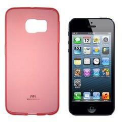 Kaitseümbris Roar Ultra Slim 0.3mm sobib Apple iPhone 5/5S, punane