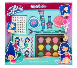 Kosmeetika komplekt tüdrukutele Martinelia Little Mermaid hind ja info | Laste ja ema kosmeetika | kaup24.ee