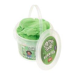 Smiki кинетический песок, неоновый зеленый, 500 г цена и информация | Принадлежности для рисования, лепки | kaup24.ee