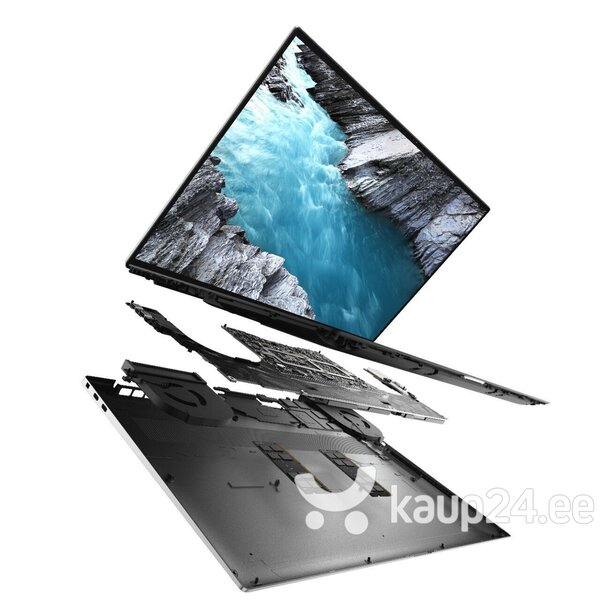Dell XPS 15 9500 UHD+ Touch i7 64GB 2TB GTX1650Ti W10 hind