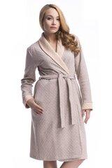 Naiste hommikumantel DN Nightwear, pruun