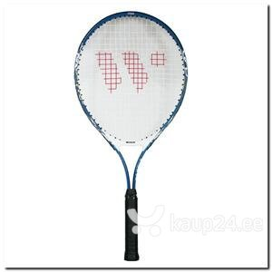 Tennisereket ALUMTEC 2500 WISH sinine/must