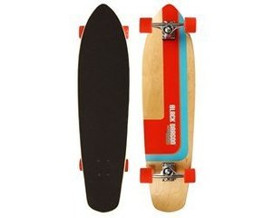Rula Black Dragon Longboard