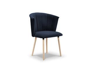 Tool Mazzini Sofas Clover, tumesinine hind ja info | Söögilaua toolid, köögitoolid | kaup24.ee