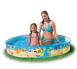 Bassein Intex Snapset pools 152 x 25 cm