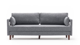 Lahtikäiv diivan Artie Comfort 206, hall hind ja info | Lahtikäiv diivan Artie Comfort 206, hall | kaup24.ee