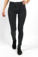 Naiste teksapüksid Pantamo, must hind ja info | Naiste teksad | kaup24.ee