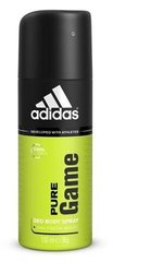 Spreideodorant Adidas Pure Game meestele 150 ml