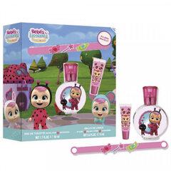 Komplekt Cry Babies tüdrukutele hind ja info | Laste parfüümid | kaup24.ee