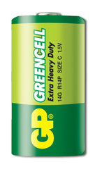 GP Greencell patarei R14 (C)