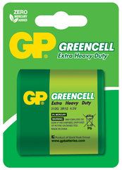 GP Greencell patarei R312 (4.5V)
