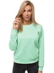 Naiste dressipluus Kober, roheline hind ja info | Naiste pusad | kaup24.ee