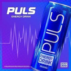 Energiajook Puls Original 450ml hind ja info | Külmad joogid | kaup24.ee