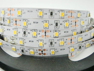 16W/m LED riba Luxsonn, 2835, 120 LED/m, 1480lm/m, (4000K) päevavalgus