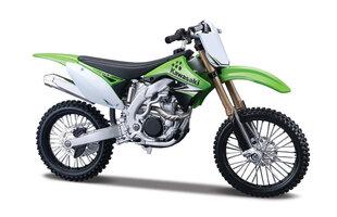 Мотоцикл Maisto die-cast Kawasaki KX 450F 1:12
