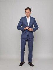 Monton regular-fit ülikonnapüksid hind ja info | Meeste ülikonnad | kaup24.ee
