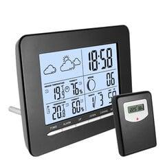 Метеорологическая станция Soens 181408 цена и информация | Ilmajaamad, termomeetrid | kaup24.ee