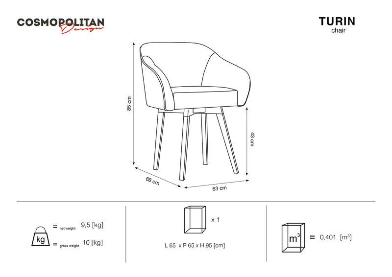 Tool Cosmopolitan Design Turin 85, sinine Internetist