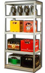 Полка для хранения HZ 40 цена и информация | Стеллажи для инструментов | kaup24.ee