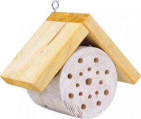 Puumaja mesilastele, 17x9x14 cm hind ja info | Pesakastid, söötjad ja puurid | kaup24.ee