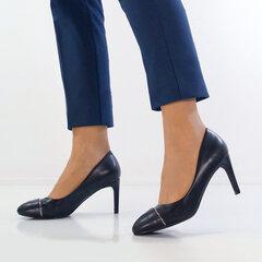 Mustad kingad kontsaga hind ja info | Naiste sandaalid | kaup24.ee