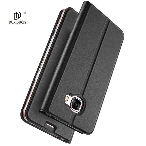 Dux Ducis Premium Magnet Case For Asus Zenfone Max (M1) ZB555KL Grey soodsam