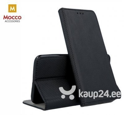 Mocco Smart Magnet Book Case For Sony Xperia XZ4 Black hind ja info | Telefoni kaaned, ümbrised | kaup24.ee