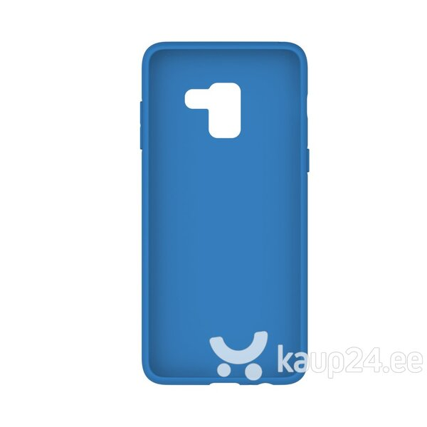 Adidas OR Moulded Case - Bumper for Samsung A730 Galaxy A8+ (2018) Blue (EU Blister) Internetist