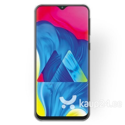 Mocco Ultra Back Case 0.3 mm Silicone Case for Samsung M105 Galaxy M10 Transparent hind