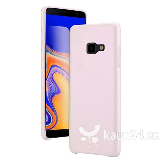 Dux Ducis Skin Lite Case High Quality and Protect Silicone Case For Samsung G975 Galaxy S10 Plus Pink hind ja info | Telefoni kaaned, ümbrised | kaup24.ee