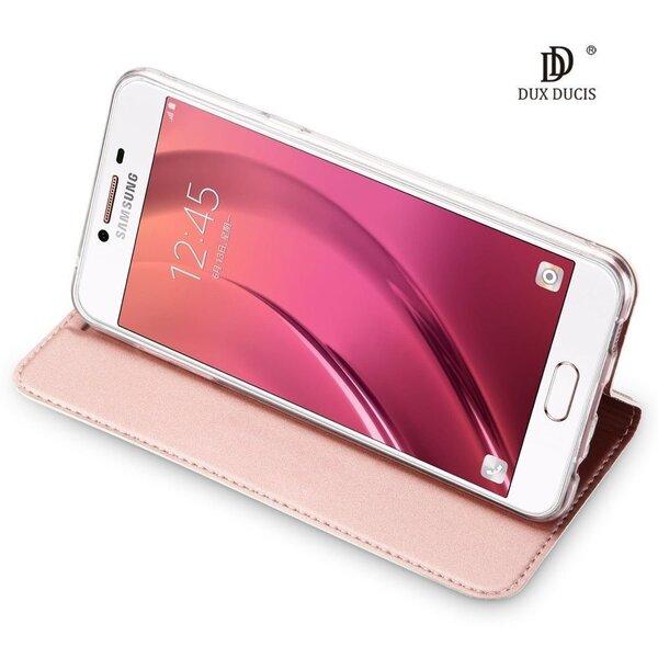 Dux Ducis Premium Magnet Case For Nokia 3.1 Plus Rose Gold soodsam
