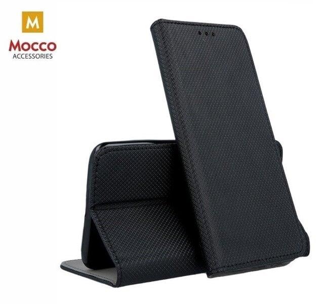 Mocco Smart Magnet Book Case For Samsung A805 Galaxy A80 Black hind ja info | Telefoni kaaned, ümbrised | kaup24.ee
