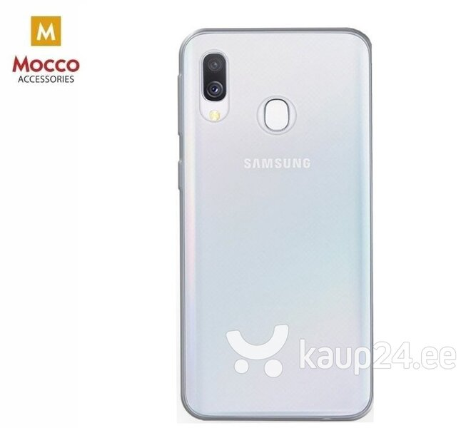 Mocco Ultra Back Case 0.3 mm Silicone Case for Huawei Honor 7A Transparent hind ja info | Telefoni kaaned, ümbrised | kaup24.ee