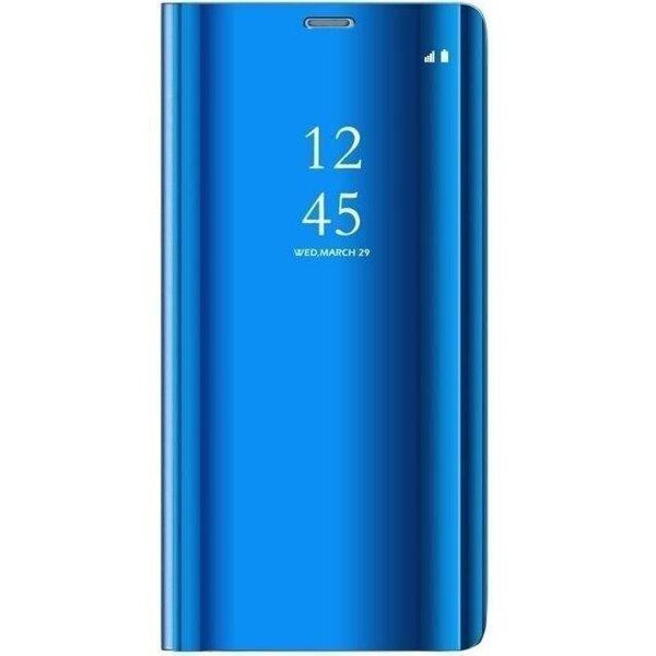 Telefoniümbris Mocco Clear View, telefonile Samsung N970 Galaxy Note 10, sinine hind