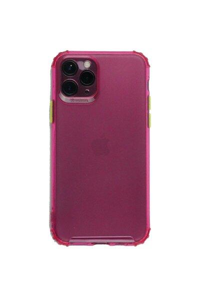 Kaitseümbris iPhone 11 Pro, Tpu, roosa hind