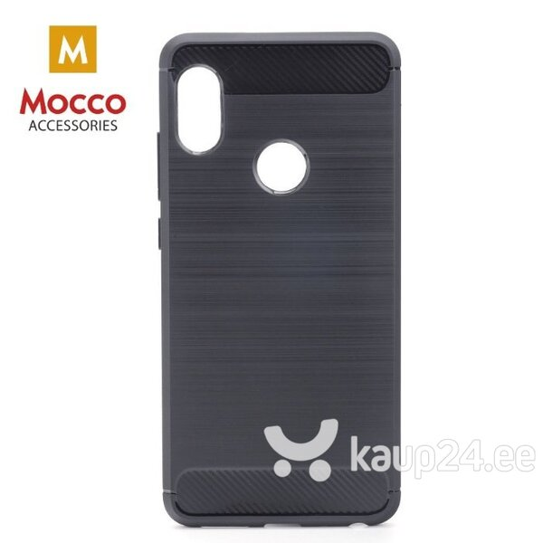 Mocco Trust Silicone Case for Xiaomi Redmi Note 5 Pro Black