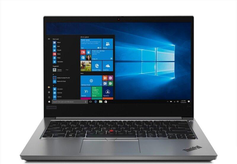 Lenovo ThinkPad E14 (20RA0015PB) 16 GB RAM/ 256 GB M.2 PCIe/ 2TB HDD/ Windows 10 Pro