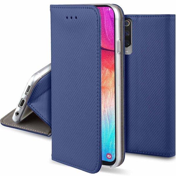 Fusion Magnet Book ümbris Huawei P Smart 2019 / Honor 10 Lite siniseks hind ja info | Telefoni kaaned, ümbrised | kaup24.ee