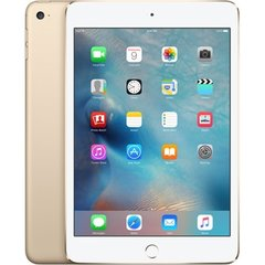 Apple iPad Mini 4 WiFi (16 GB), Kuldne, MK6L2HC/A
