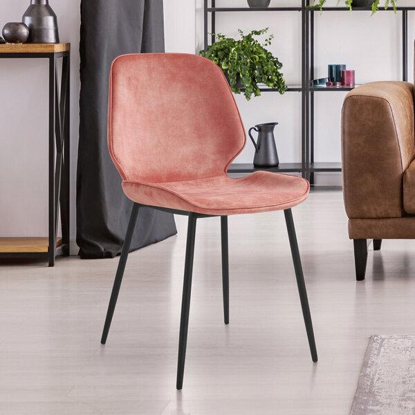 2-tooli komplekt Selsey Rablart, roosa hind