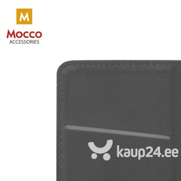 Mocco Smart Magnet Book Case For Samsung A920 Galaxy A9 (2018) Gold Internetist
